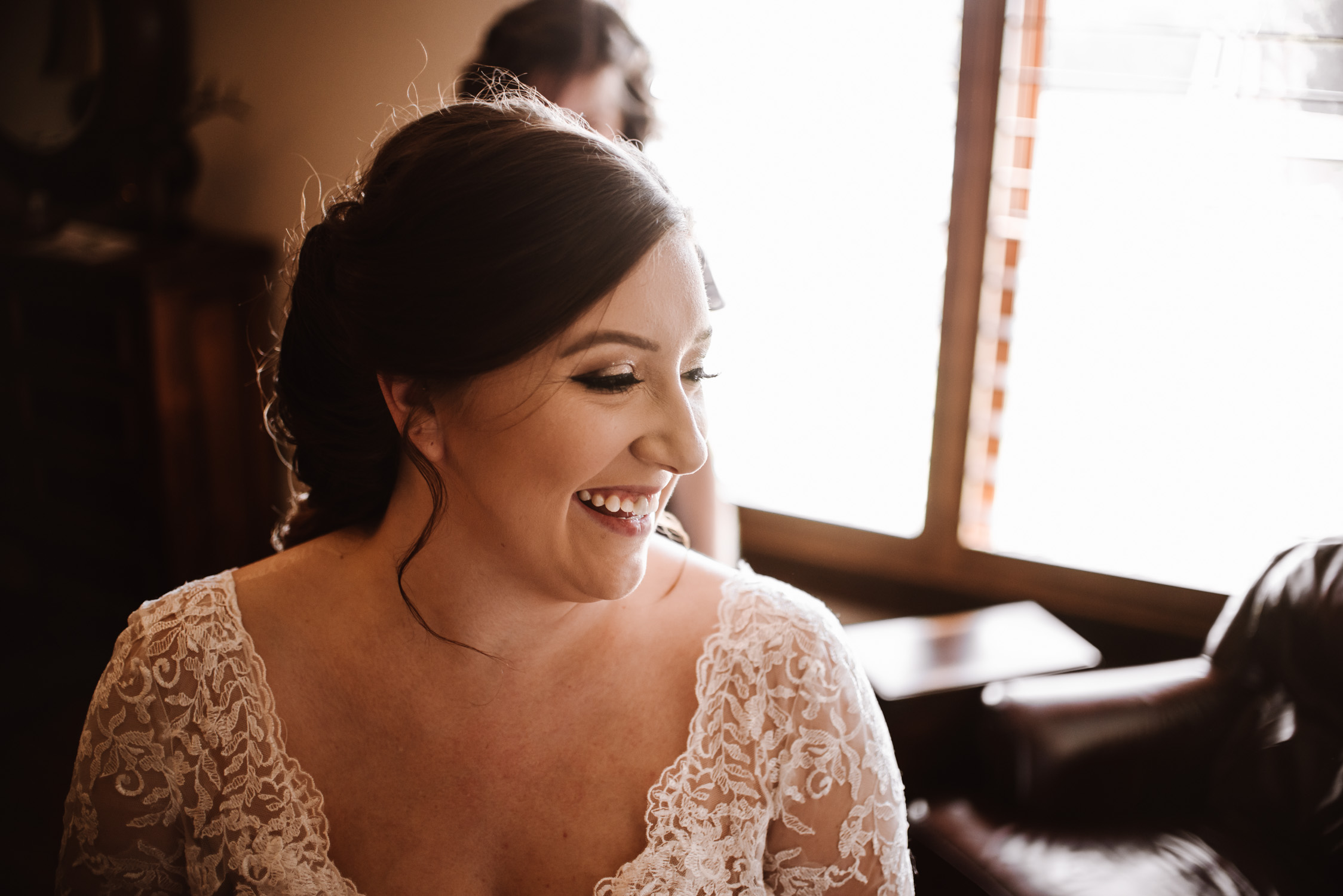 Classy, Southern, Country Wedding | wedding details and getting ready at Atkinson Farms in Danville, Virginia | Greensboro Winston-Salem, NC Wedding Photographer