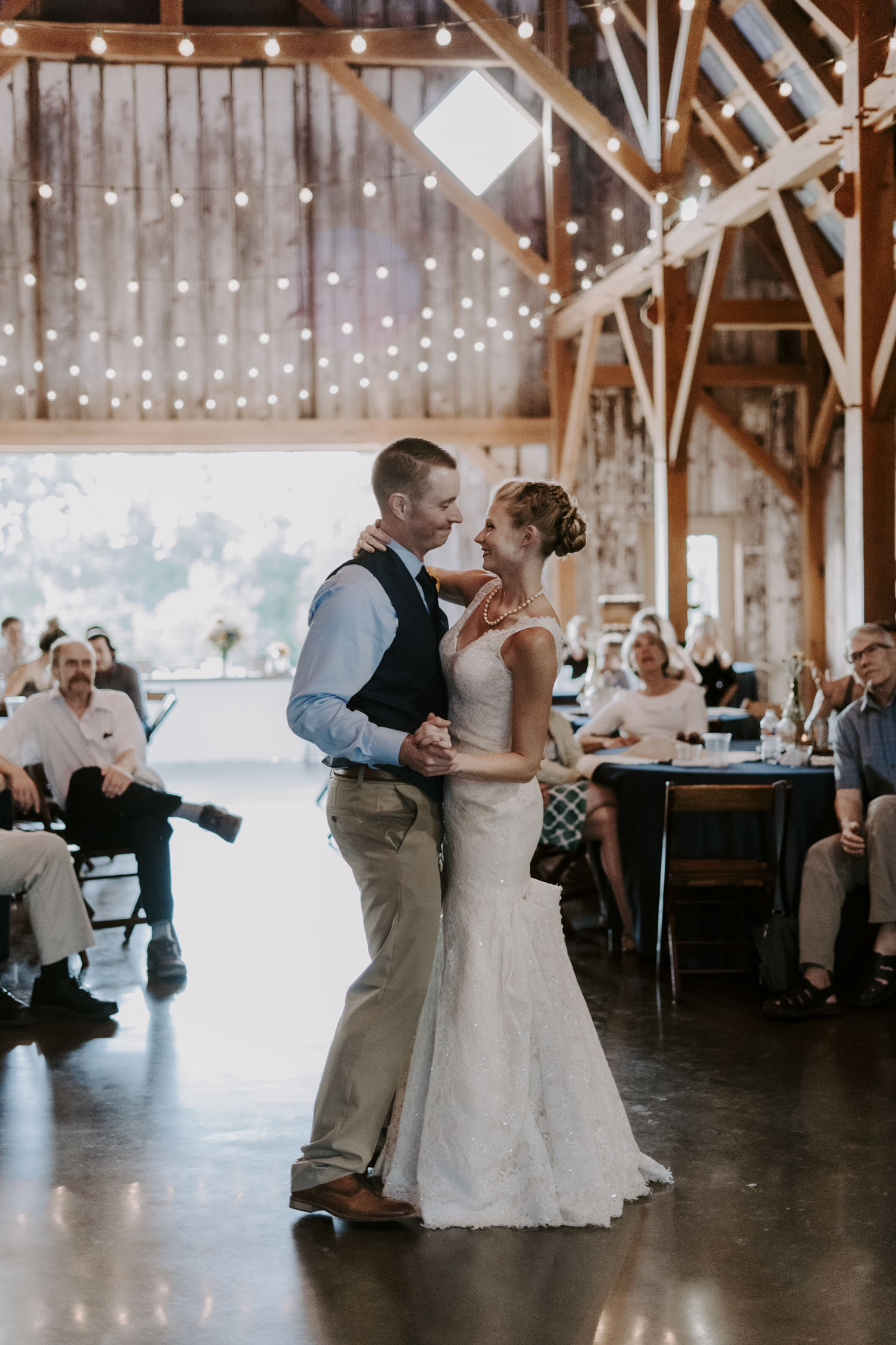 Schwinn Produce Farm Wedding in Leavenworth - Lenexa - Lawrence, Kansas by Destination Wedding & Elopement Photographer | Kayli LaFon Photography