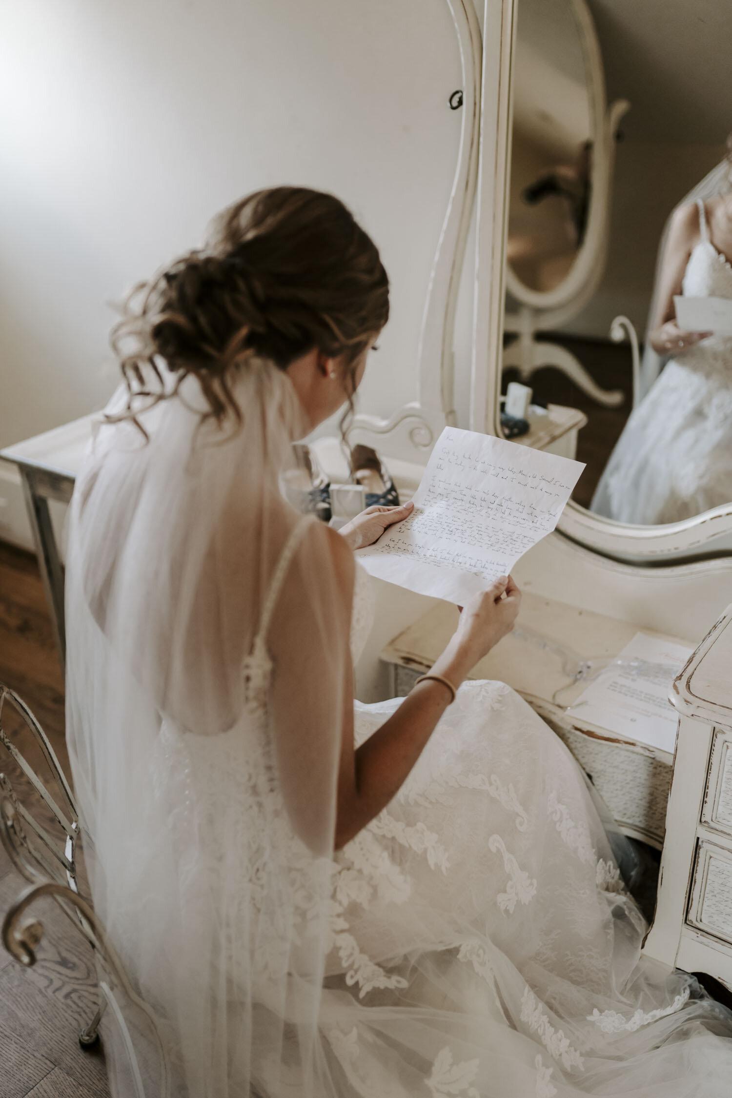 Romantic Getting Ready Photos at Bella Collina   By Greensboro, NC Wedding Photographer: Kayli LaFon Photography