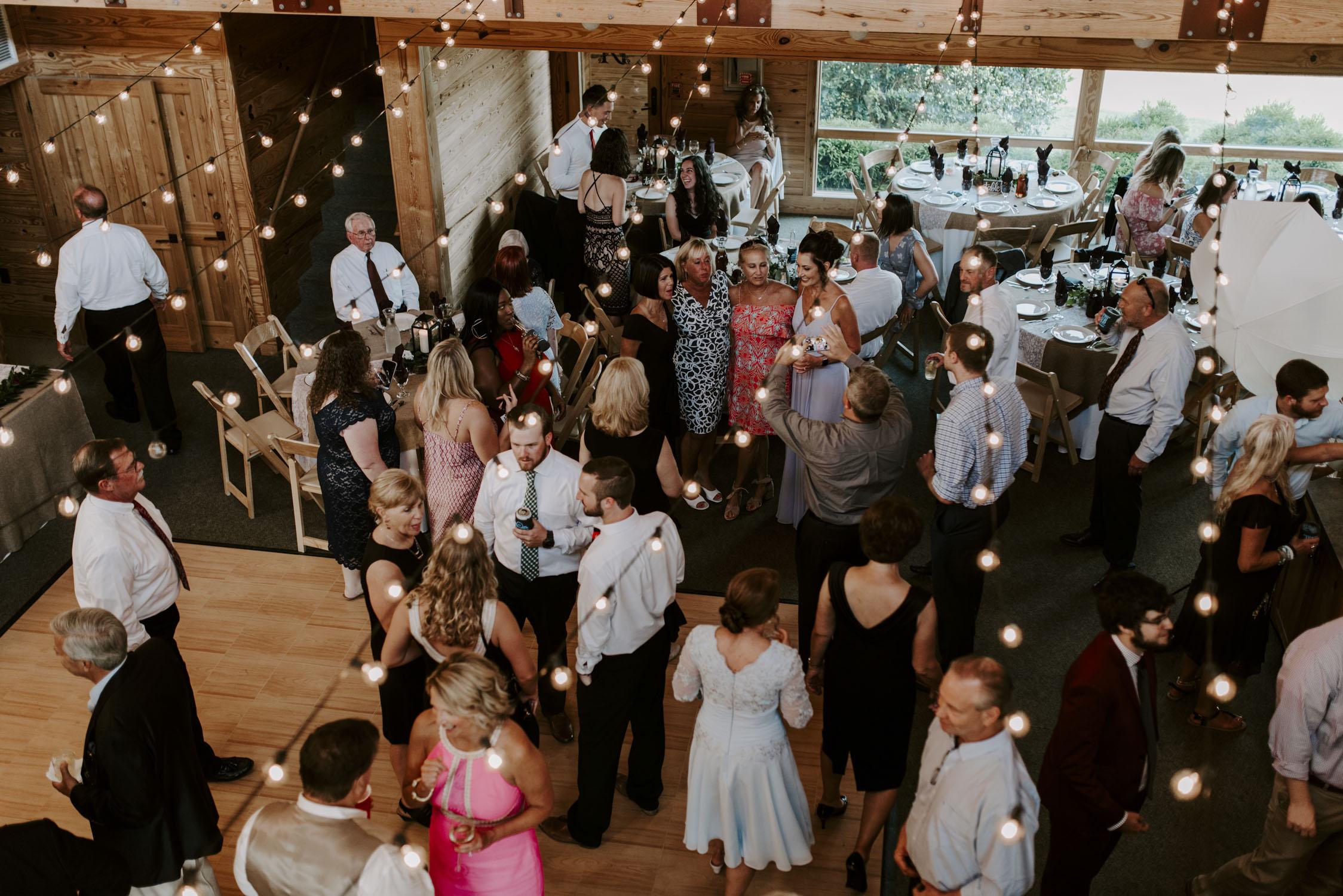 Chapel Hill Wedding Reception  | Kayli LaFon Photography, North Carolina Intimate Wedding Photographer