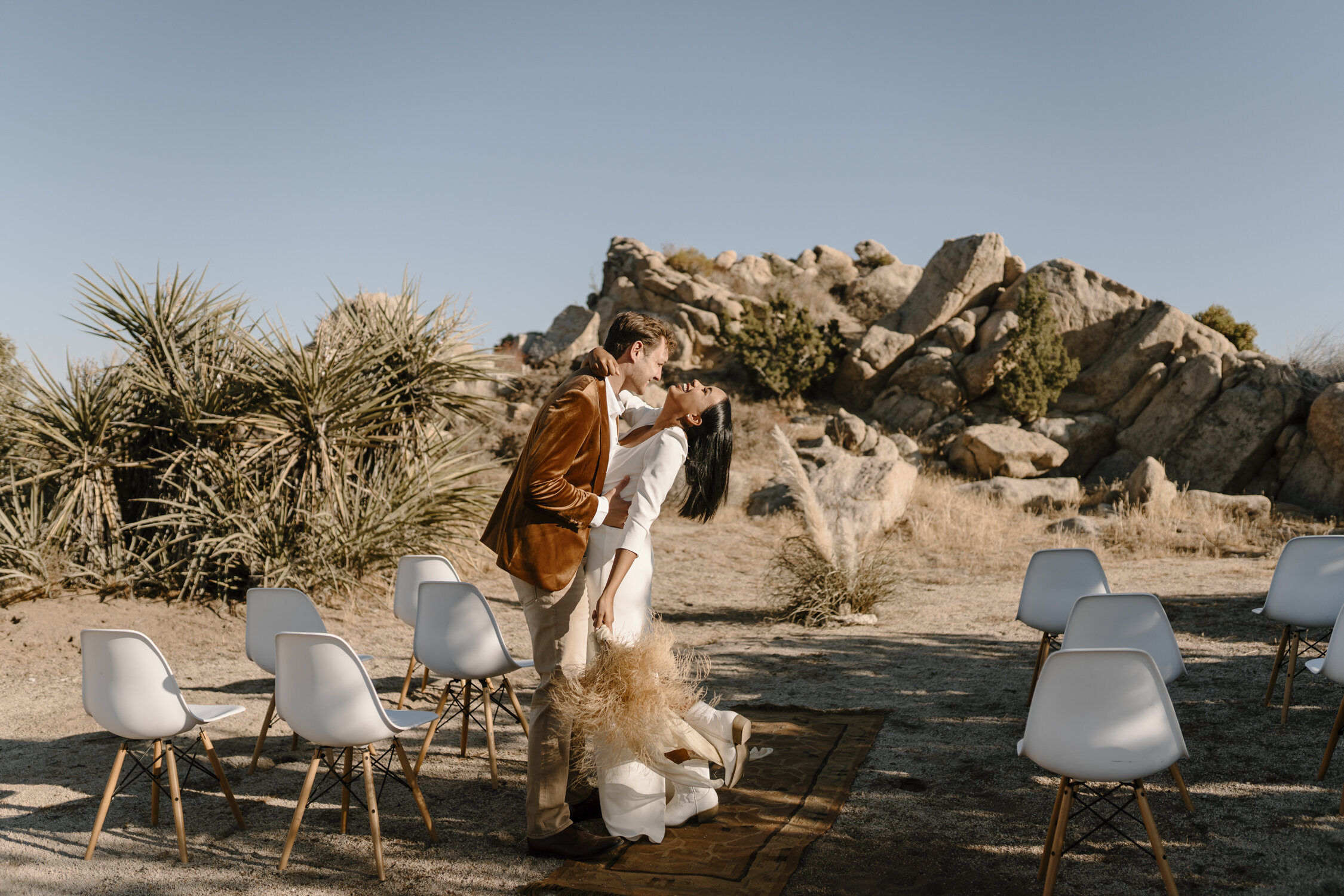 Adventurous Joshua Tree, California Elopement | Kayli LaFon Photography, Intimate Wedding & Destination Elopement Photographer