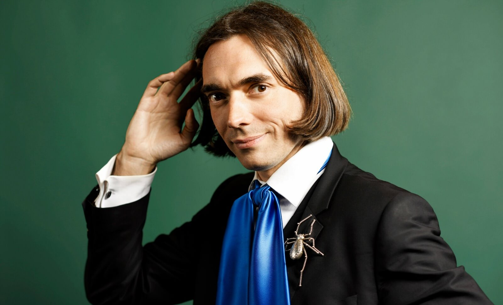 Cédric Villani & His Prepared Mind