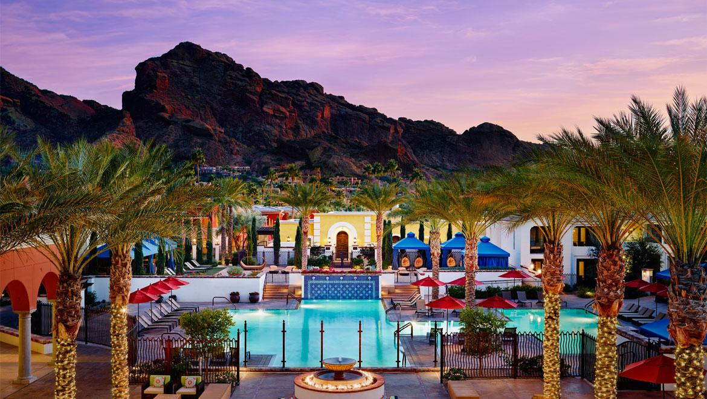 Omni Scottsdale Resort & Spa at Montelucia     Scottsdale, AZ
