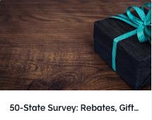 50-State Survey-Rebates