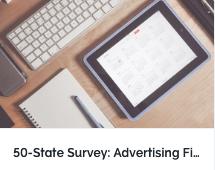 50-State Survey-Advertising Filing