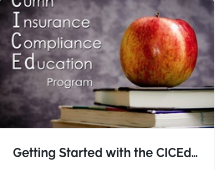 Currin Insurance Compliance Education