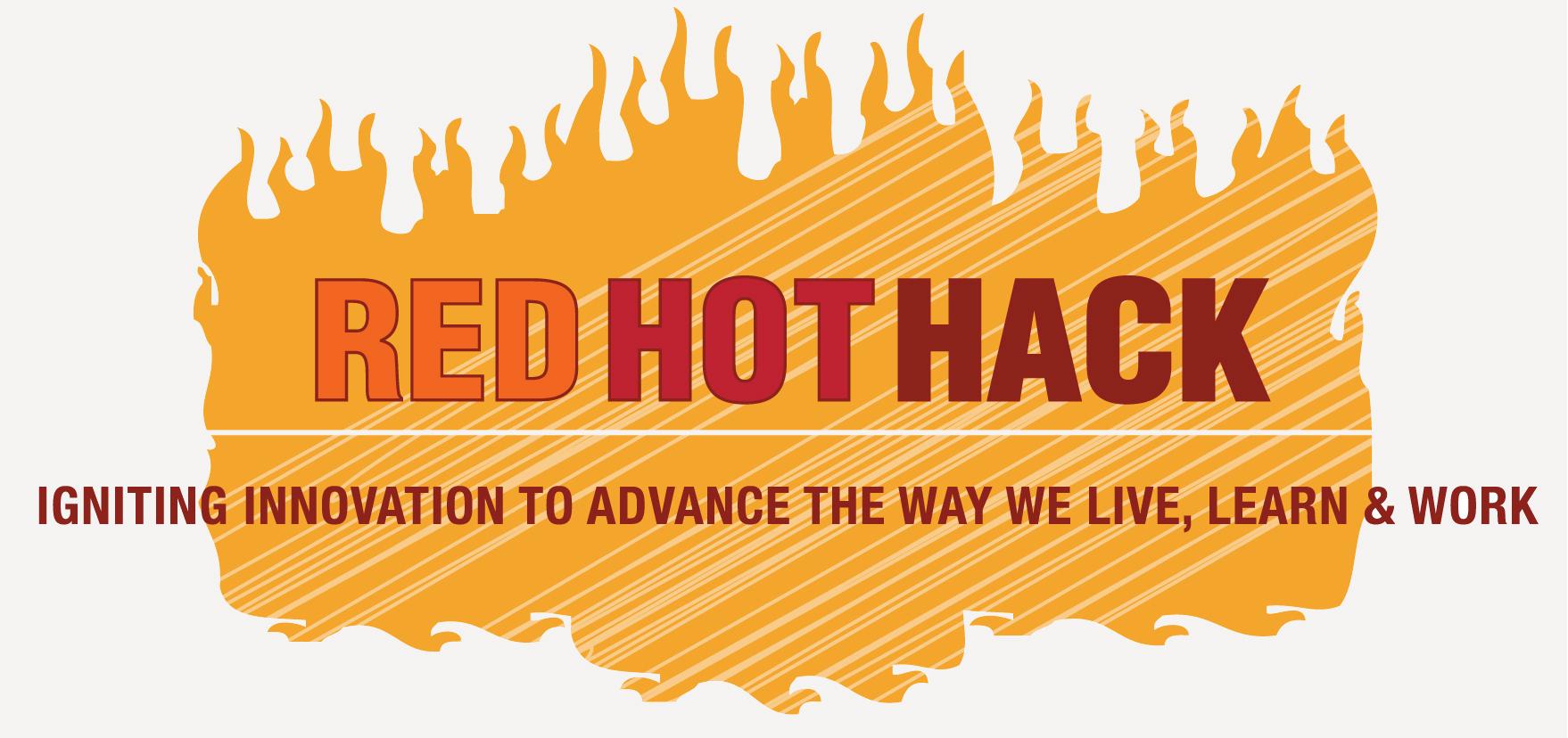 Red Hot Hack Logo