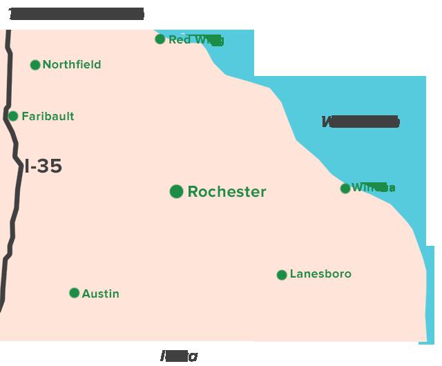 South Eastern Minnesota