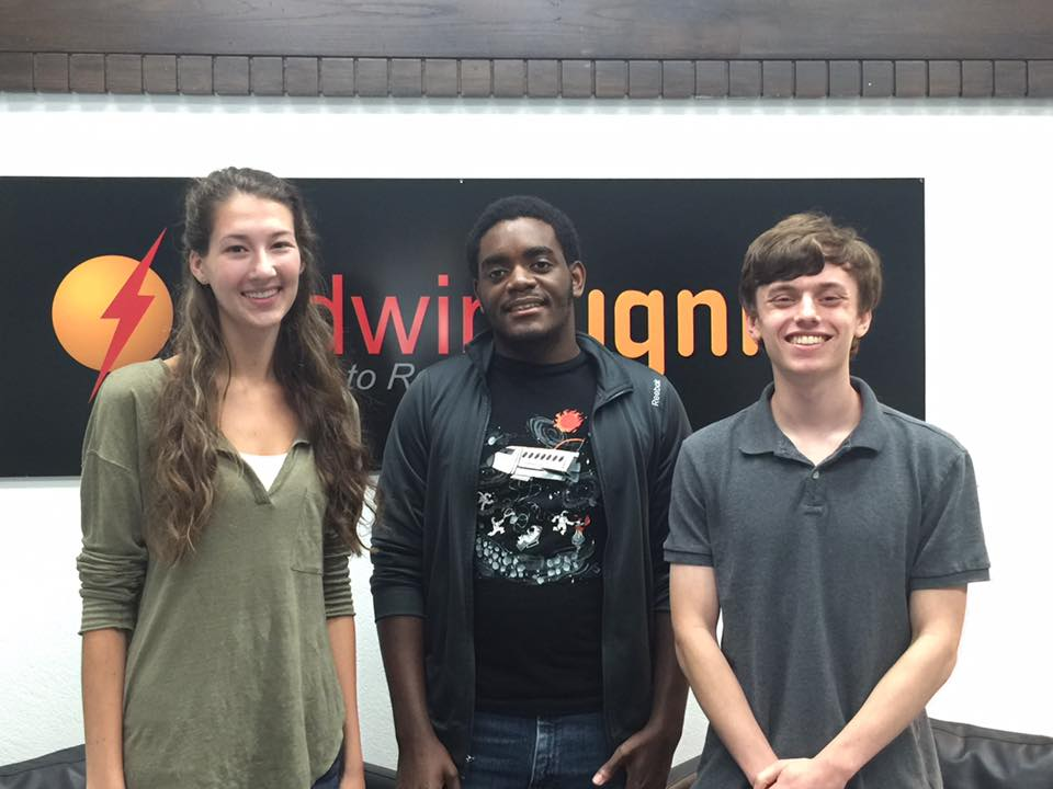 Red Wing Ignite Tech Interns: 2016