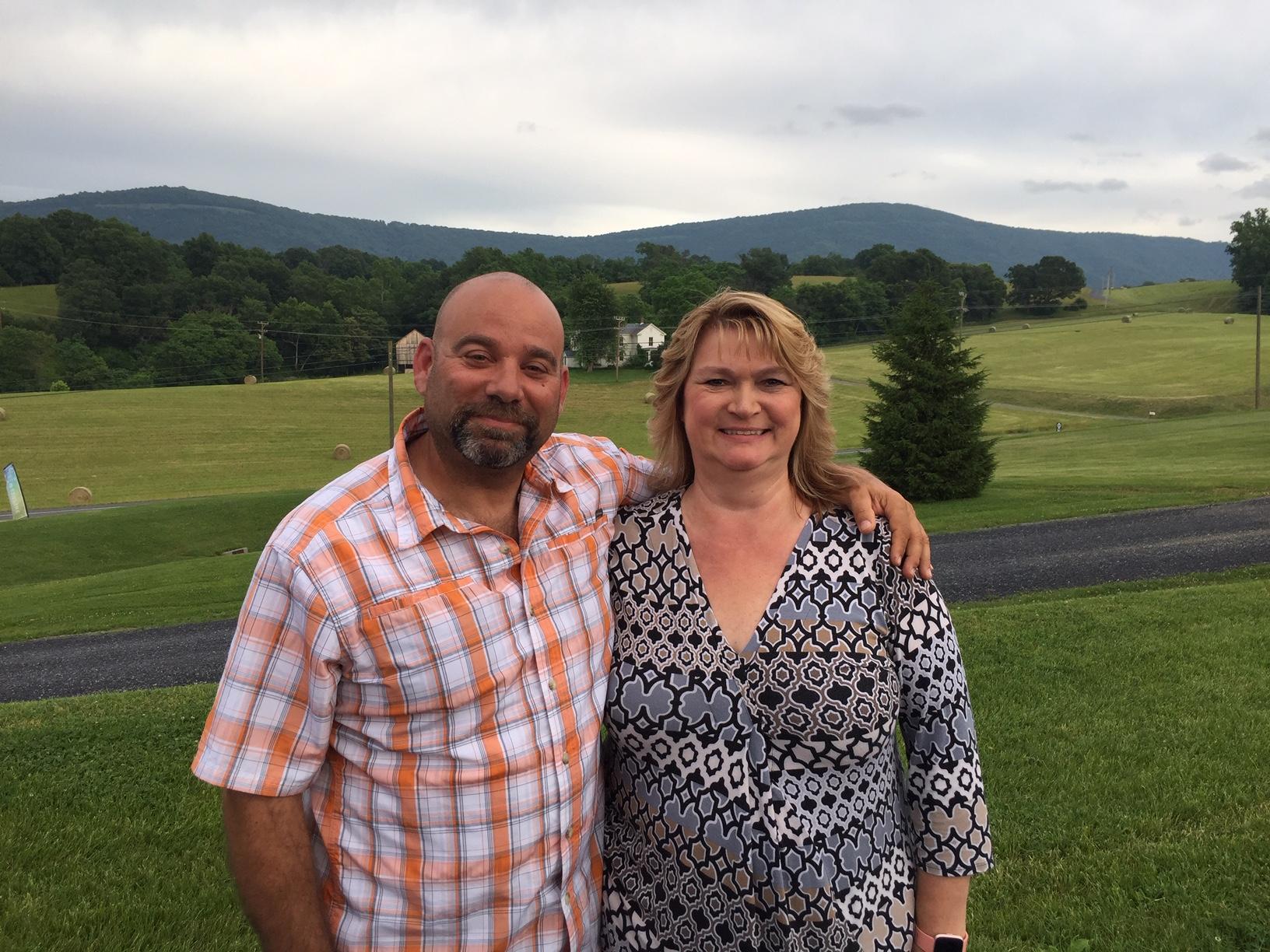 Pastor Butch & Lisa Hammond