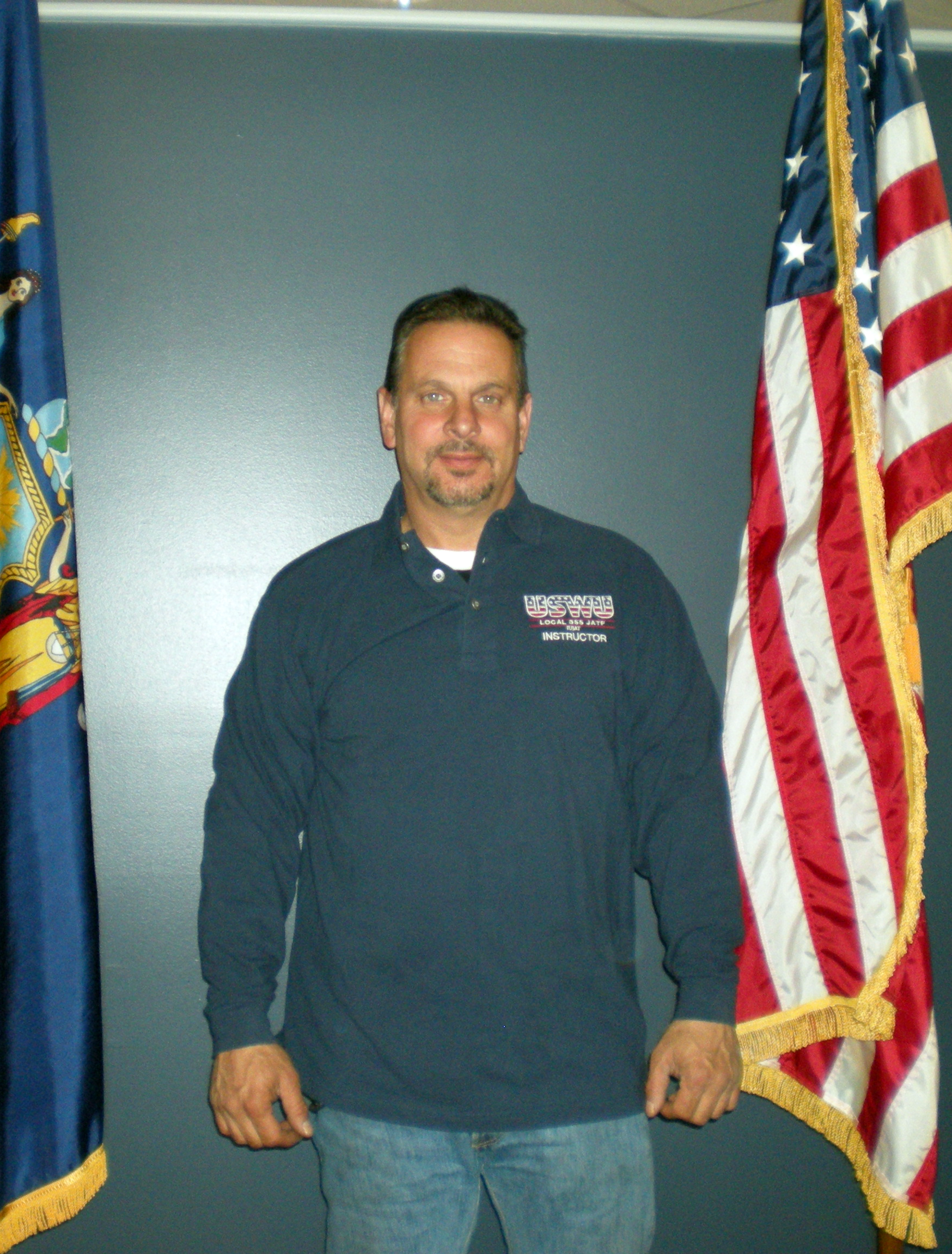 Roger Zeis, Senior Sheet Metal Instructor