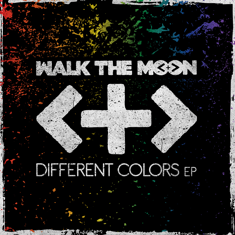 Different Colors EP [2015]