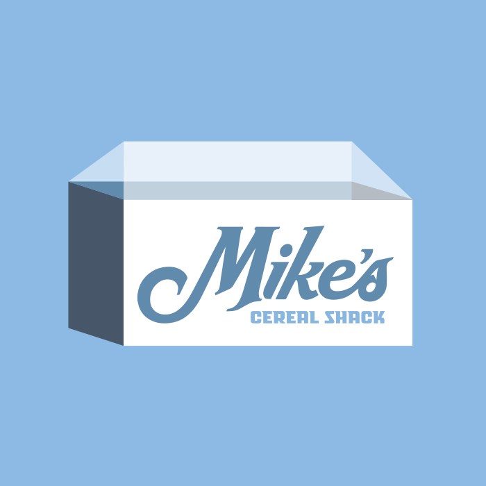 _092: Mike's Cereal Shack