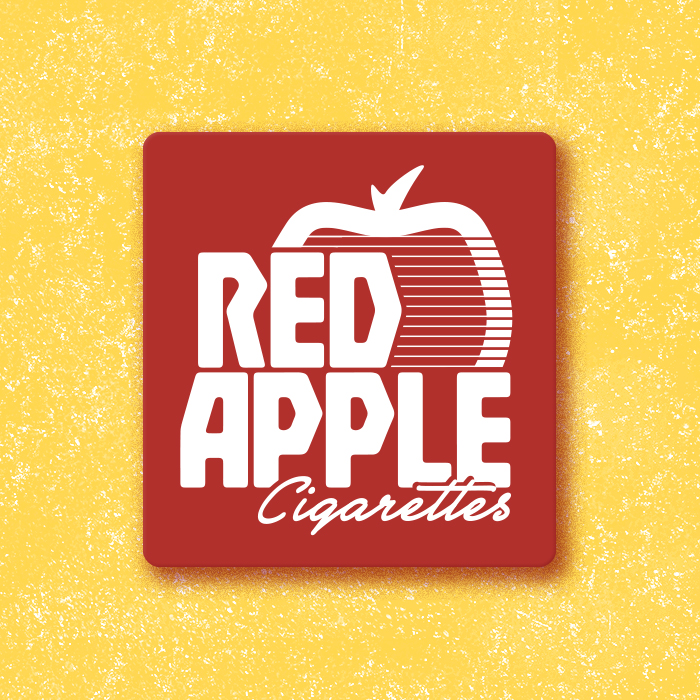 _158: Red Apple Cigarettes