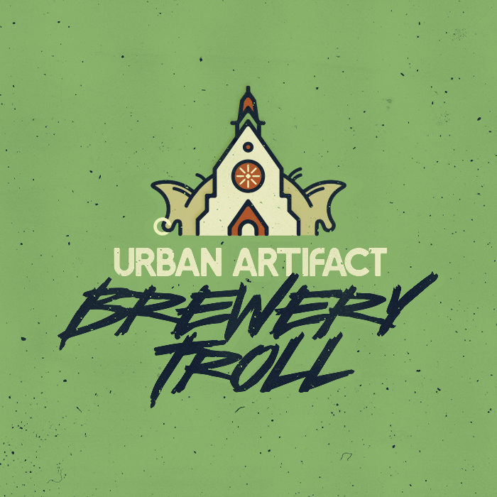 _348: Urban Artifact Brewery Troll