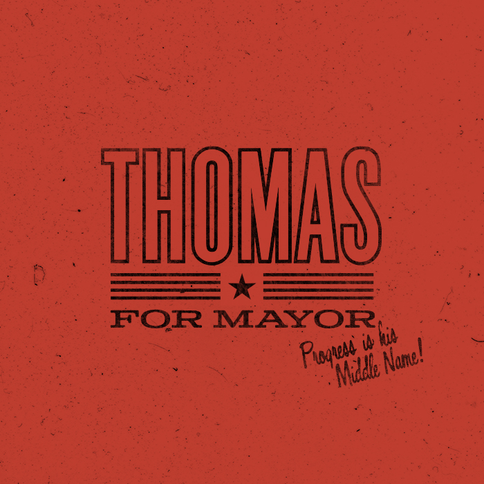 _280: Red Thomas for Mayor