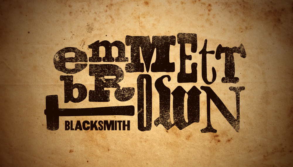 _302: Emmett Brown, Blacksmith