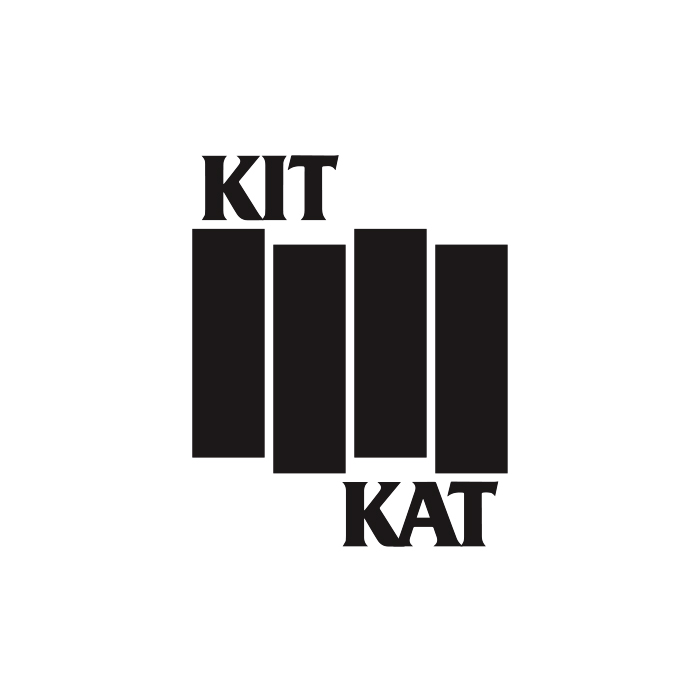 _253: Kit Kat | Black Flag