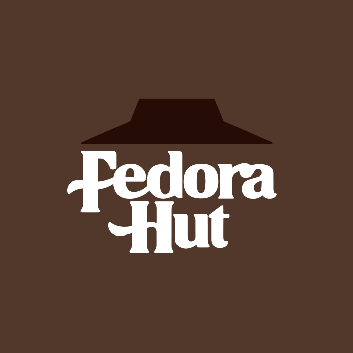 _246: Fedora Hut | Pizza Hut