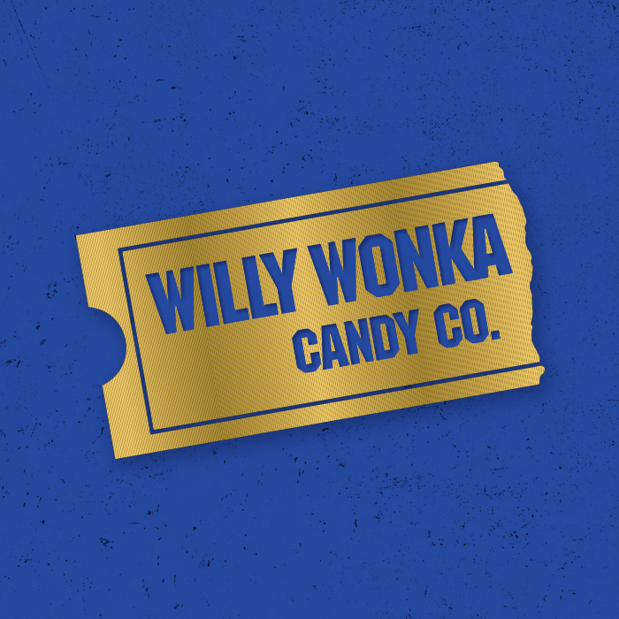 _231: Willy Wonka Candy Co. | Blockbuster Video