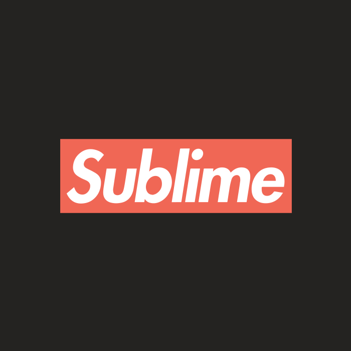 _240: Sublime | Supreme
