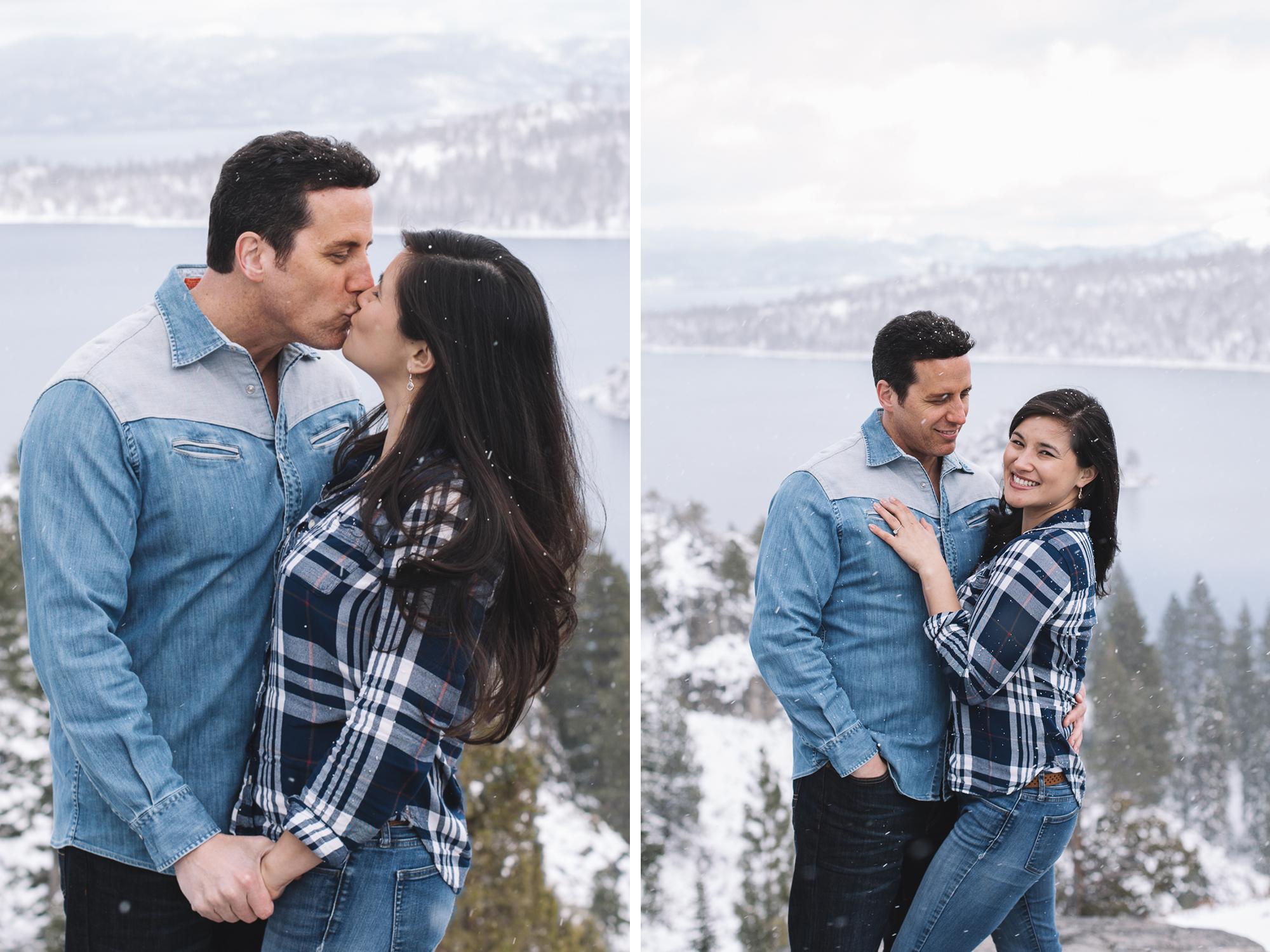 South Lake Tahoe Engagement Photographer