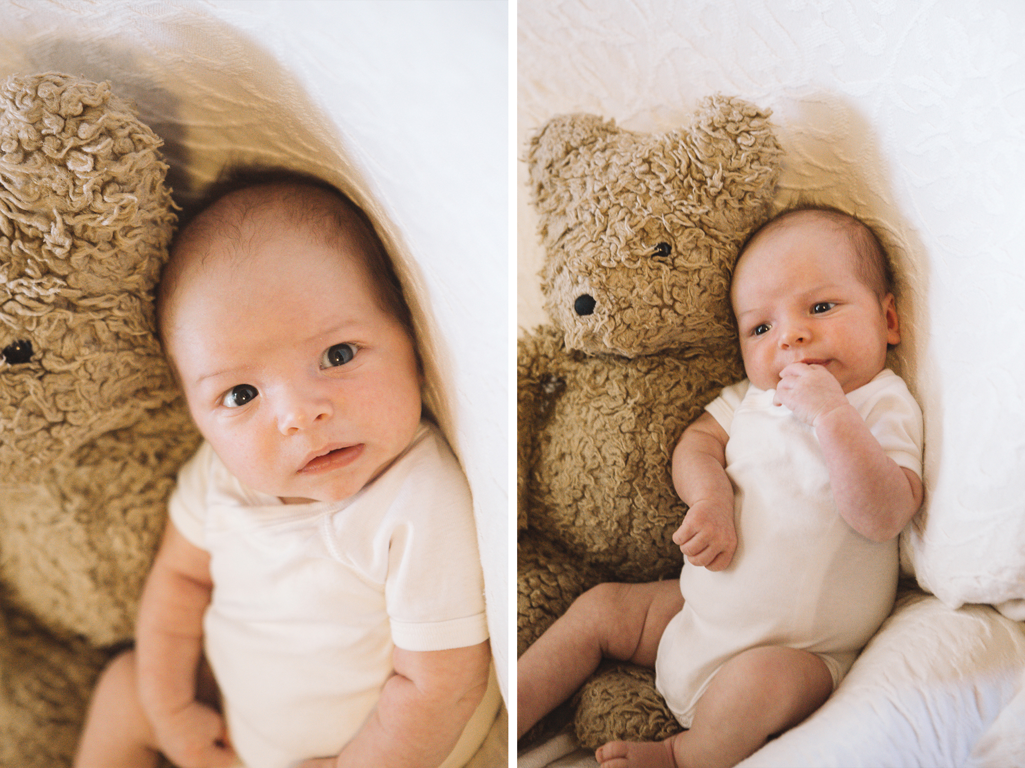 Sacramento Lifestyle Newborn Photography