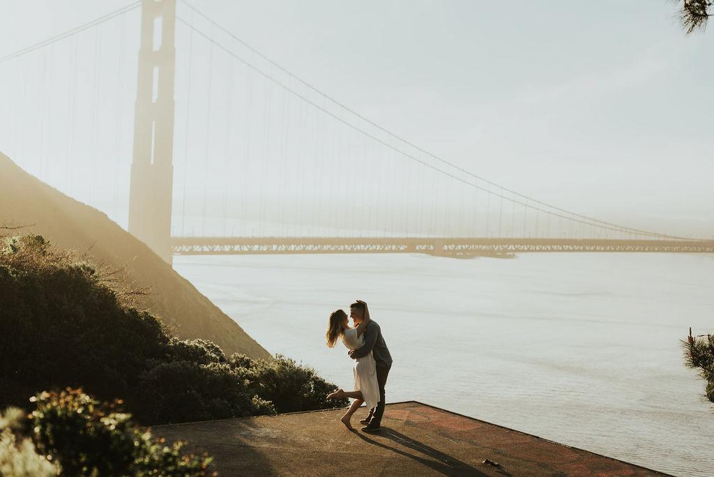 San Francisco Couple Session at Marin Headlands & The Golden Gate Bridge 35.jpg