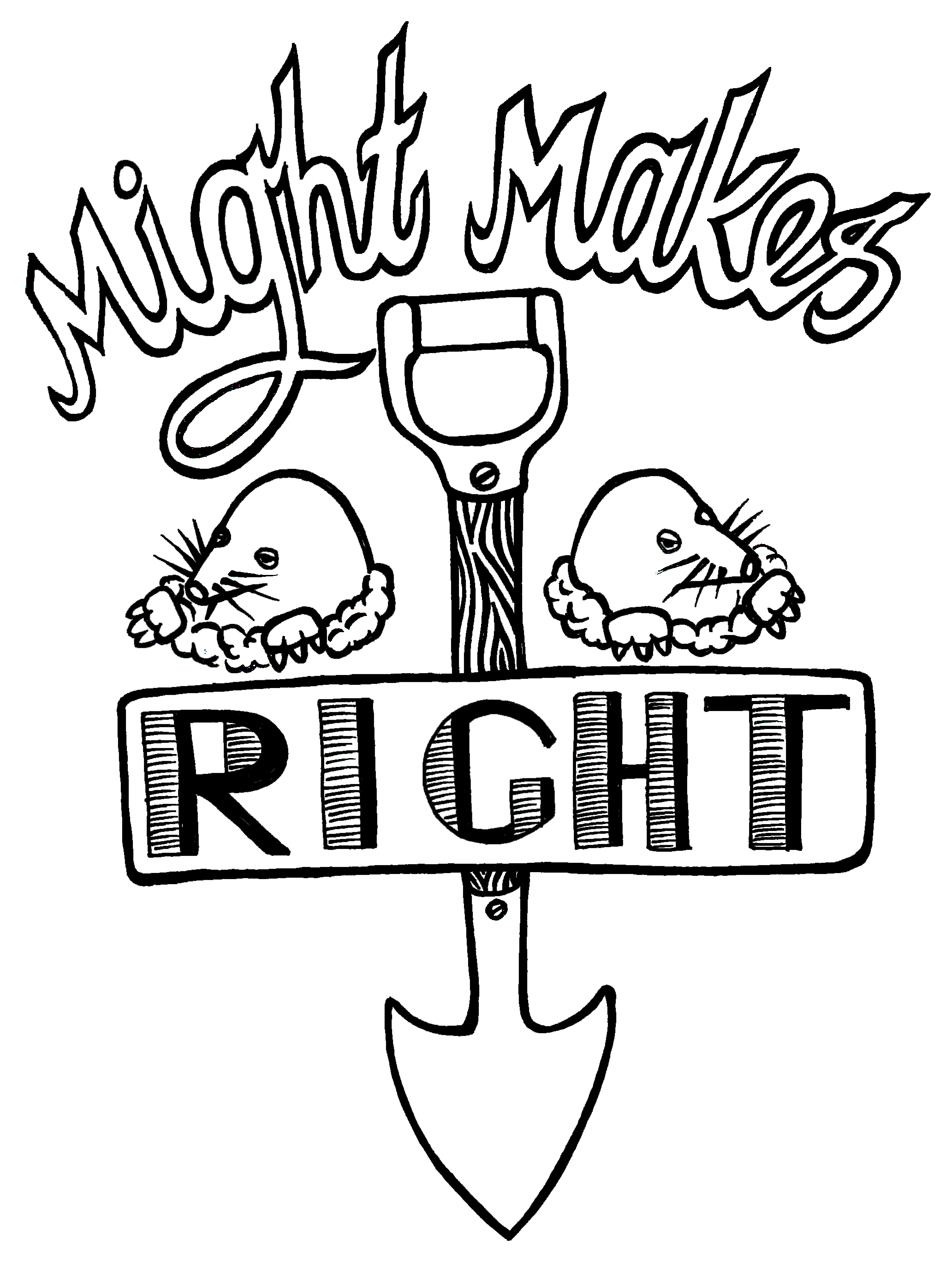 Might Makes Right (2013)