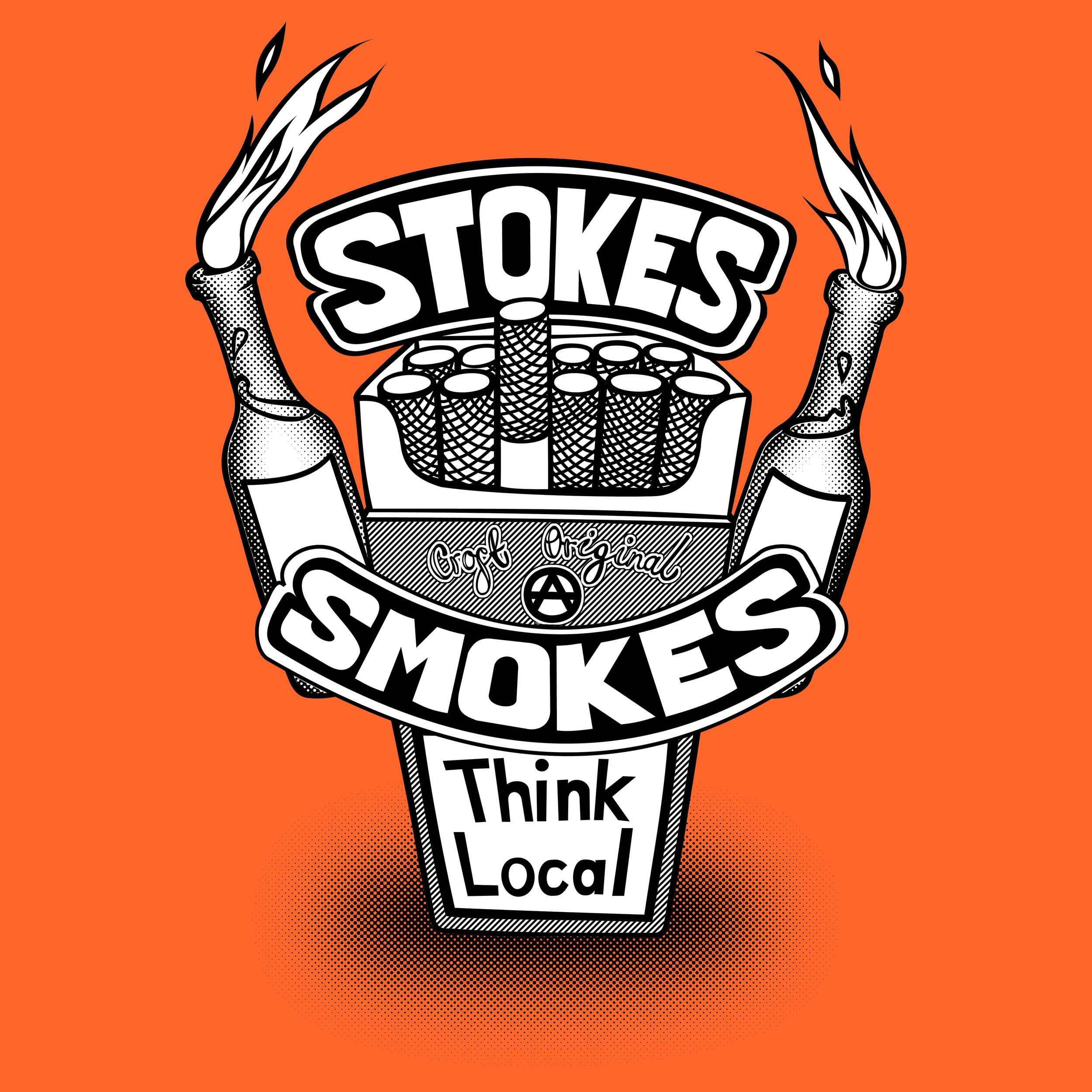 Stokes Smokes (2014)