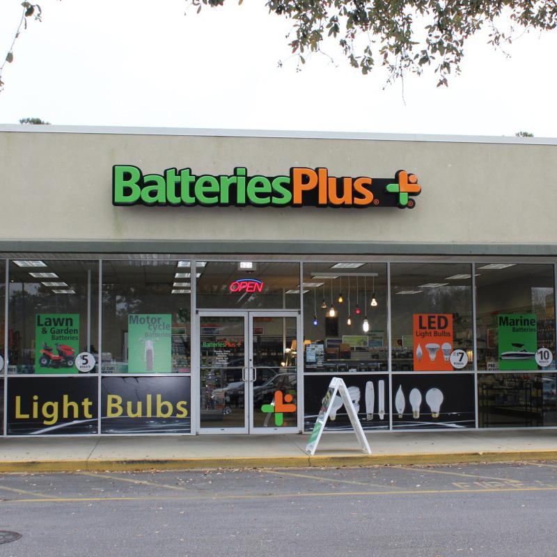 Batteries Plus -