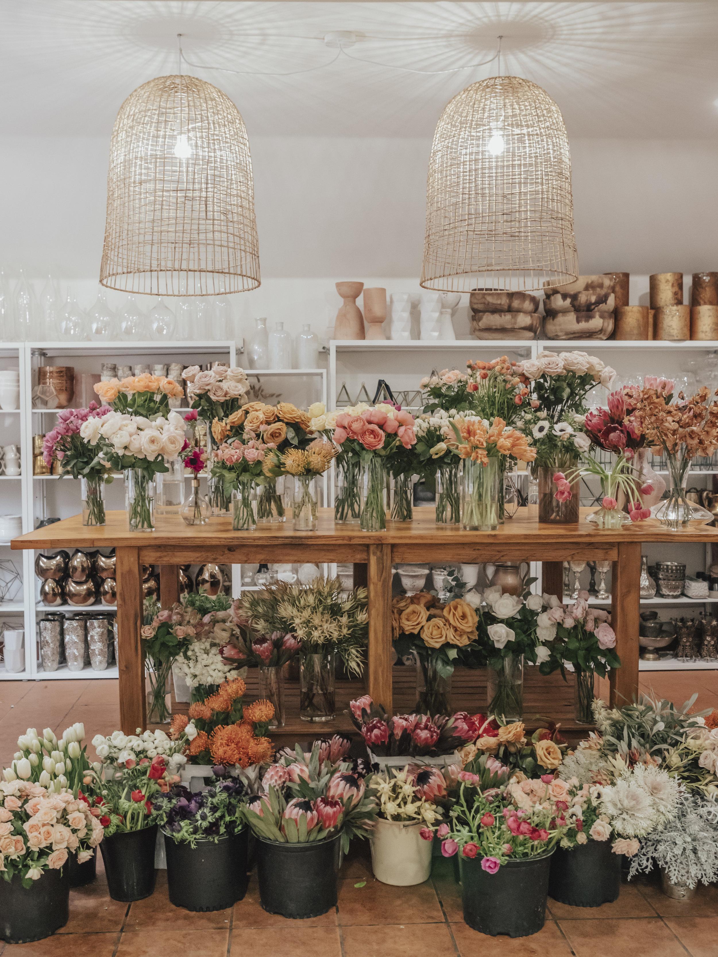 Barefoot Floral – Carmel Valley Studio