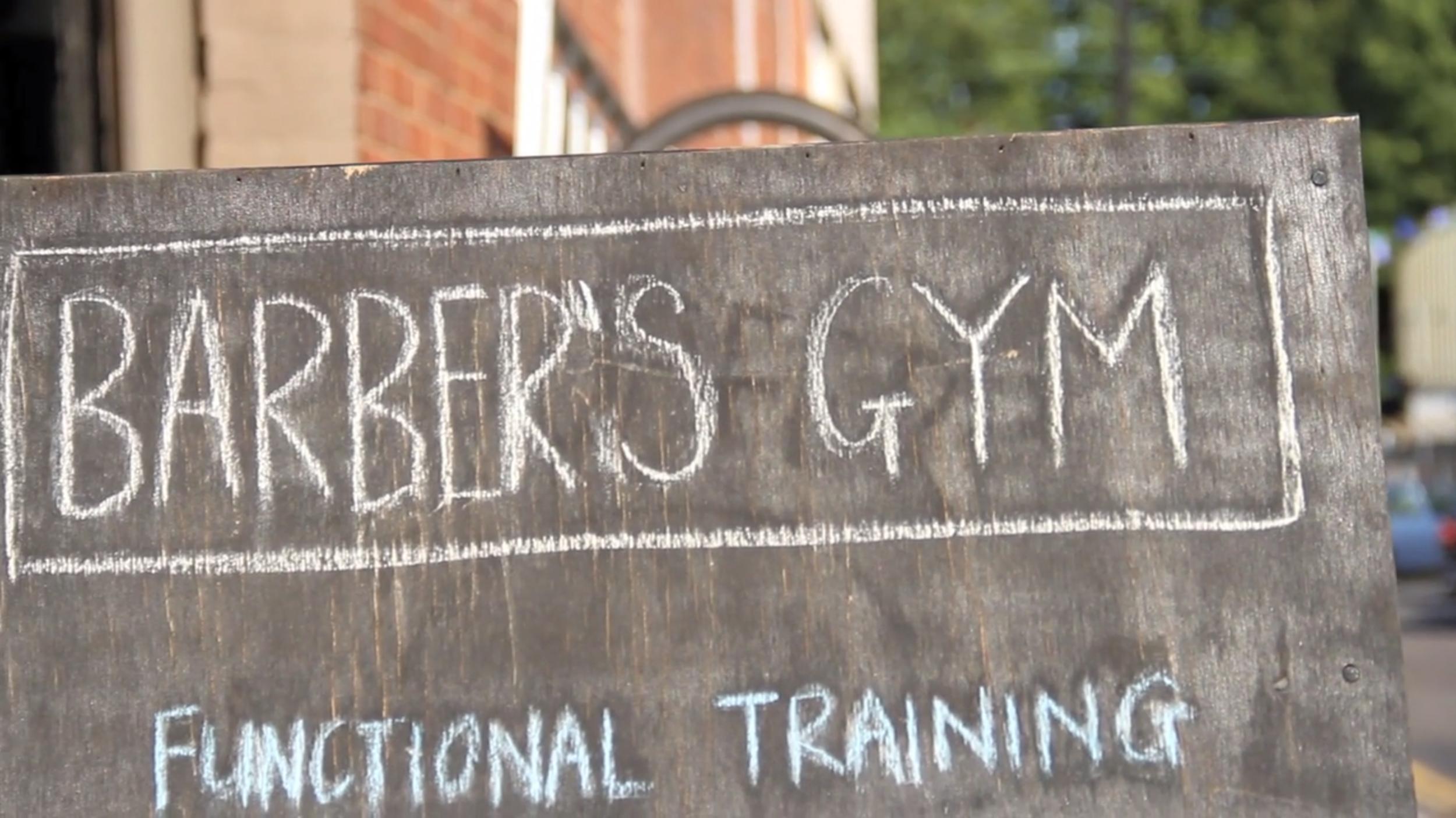 Barber's Gym