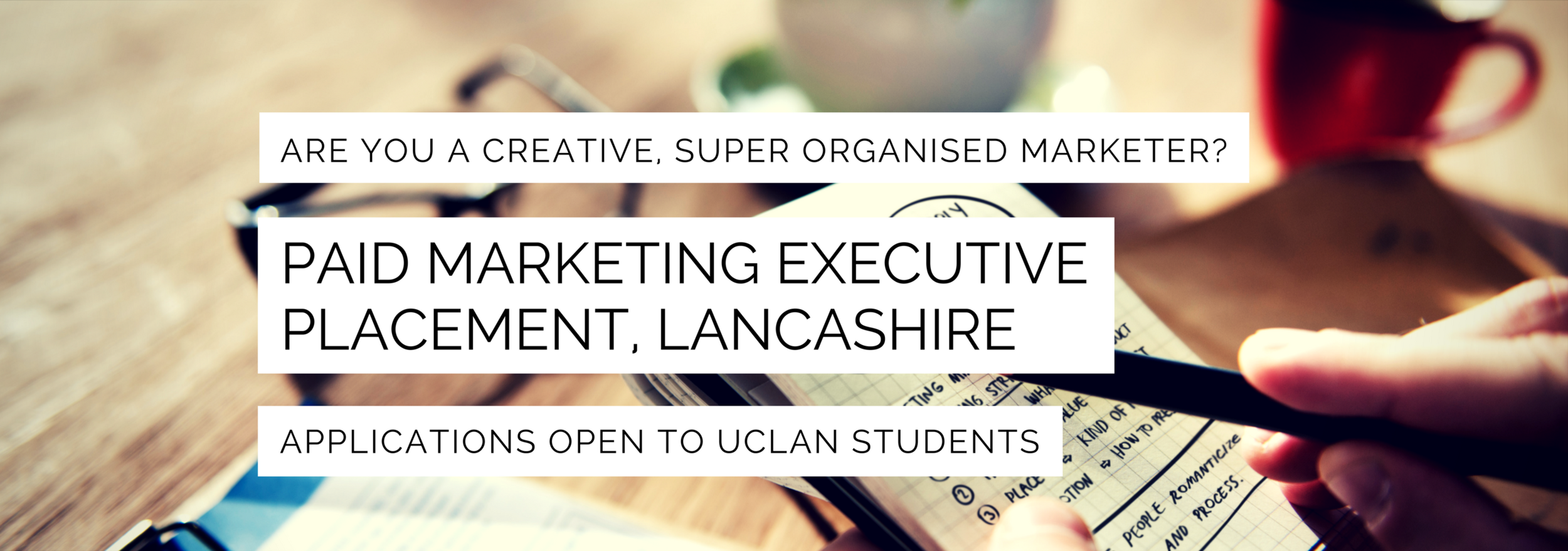Apply now - Paid Marketing Executive Placement, Lancashire