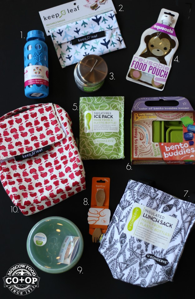 EcoFriendlyLunchPacking