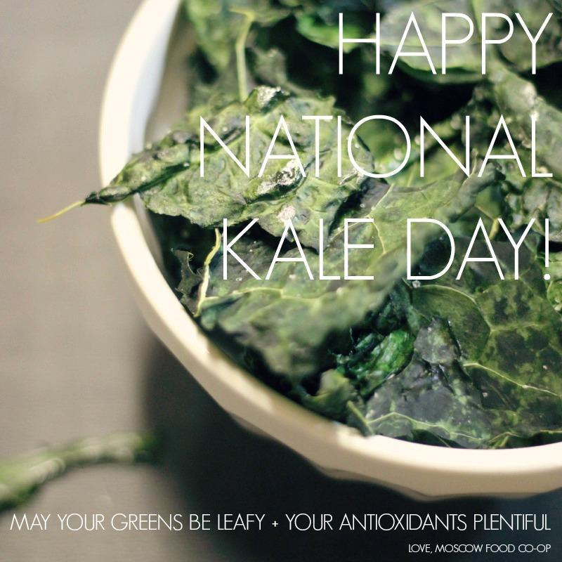 NationalKaleDay