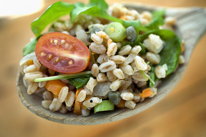 All about grains - More than a side dish.