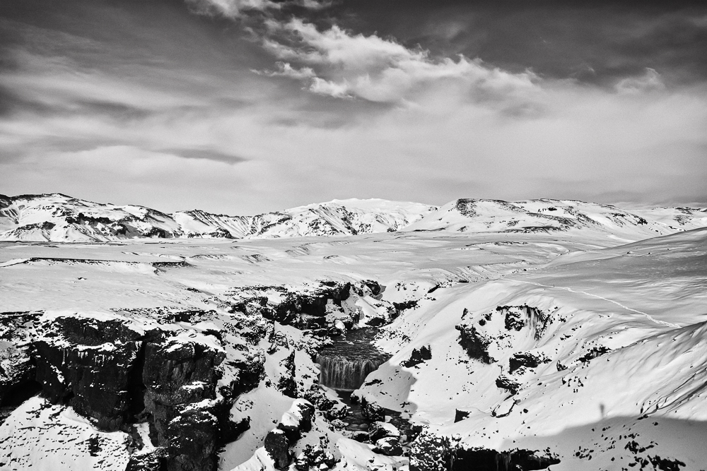 Iceland -a one day walk on the glacier