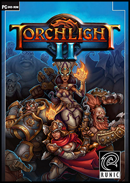 TORCHLIGHT 2  Lead Env. Artist Runic Games - 2012