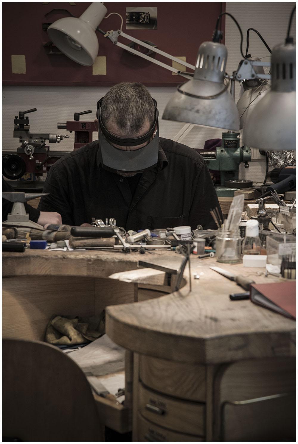Goldsmith Workshop, Hameln, Germany