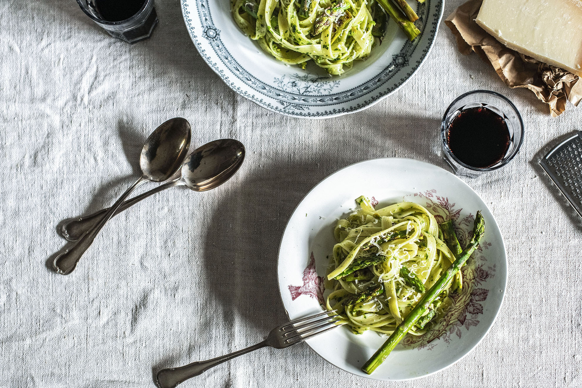 Pasta Pesto Grilled Asparagus.jpg