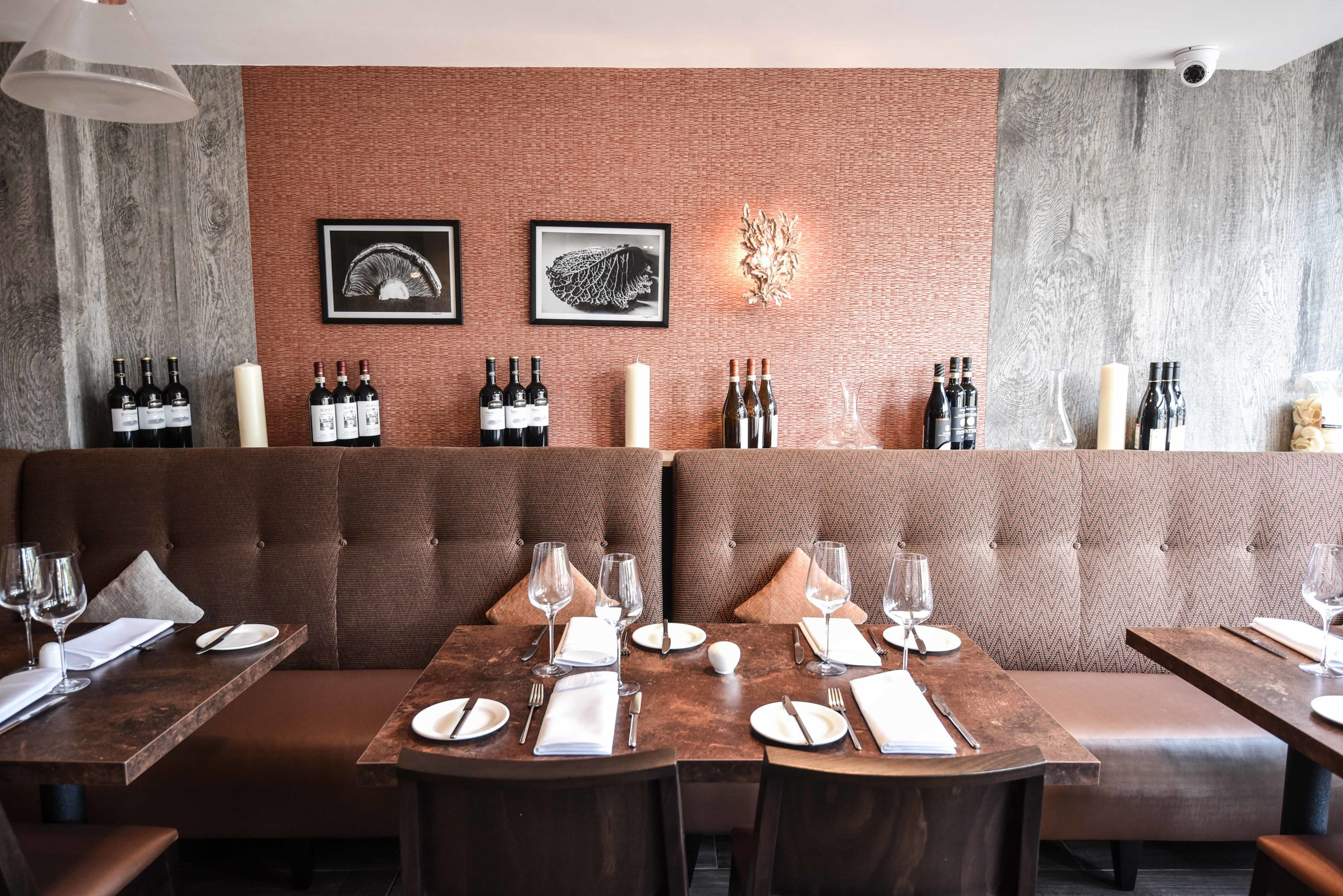 Surrey Restaurant
