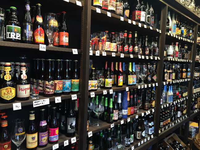 Just a few reasons to love Belgium, but there is more below. Santé!