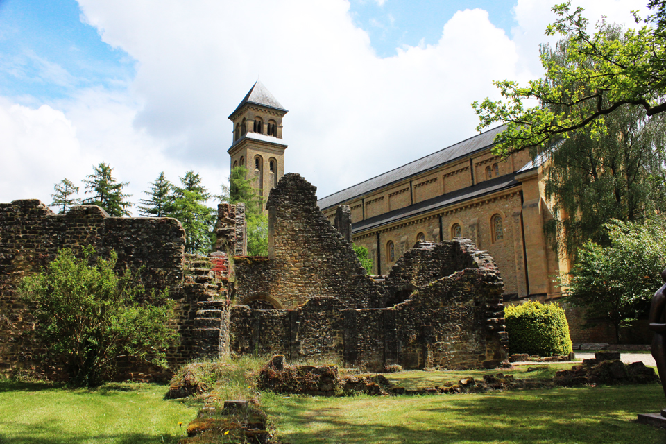 orval ruins