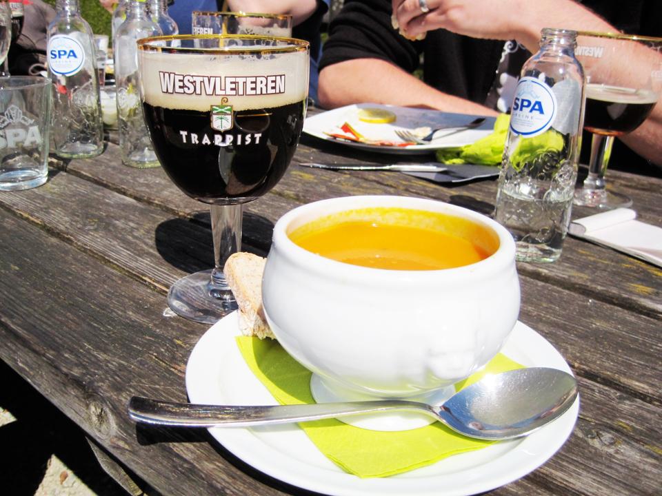 Westie soup