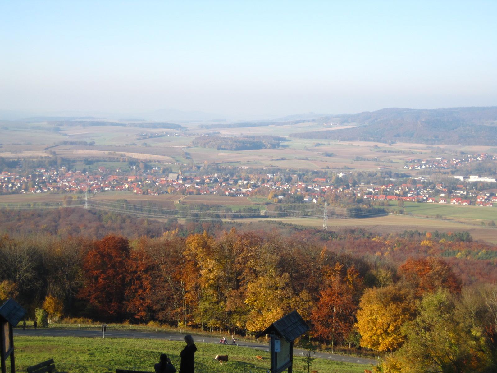 fall in bamberg
