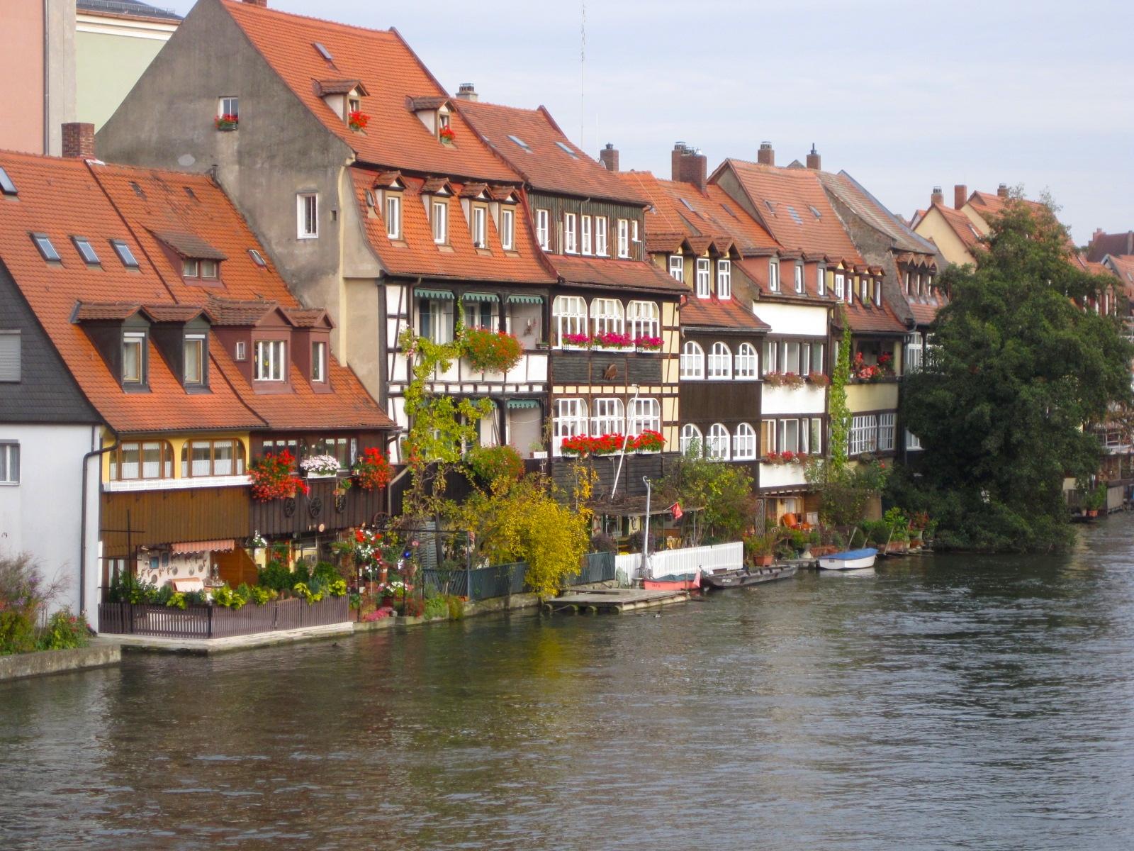 Why Bamberg?