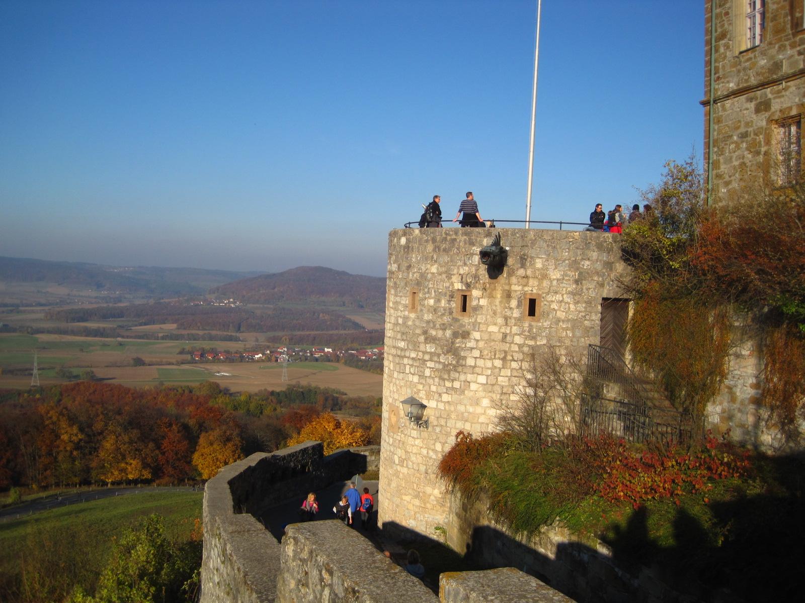 Giechberg Castle