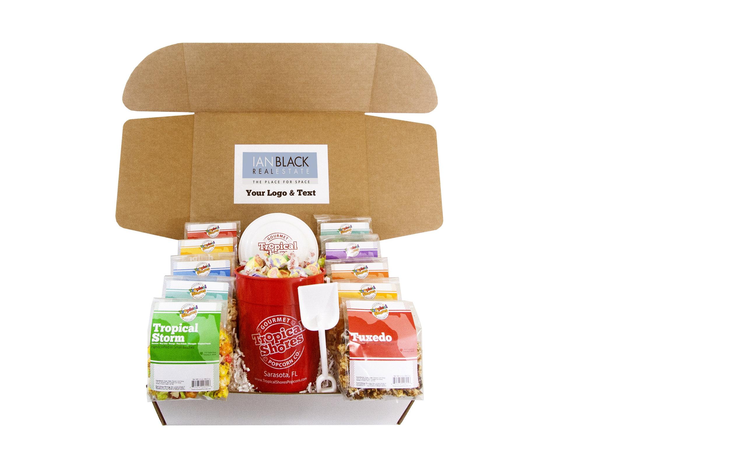 Shop Gifts - Tins, Gift Baskets, Sampler Boxes