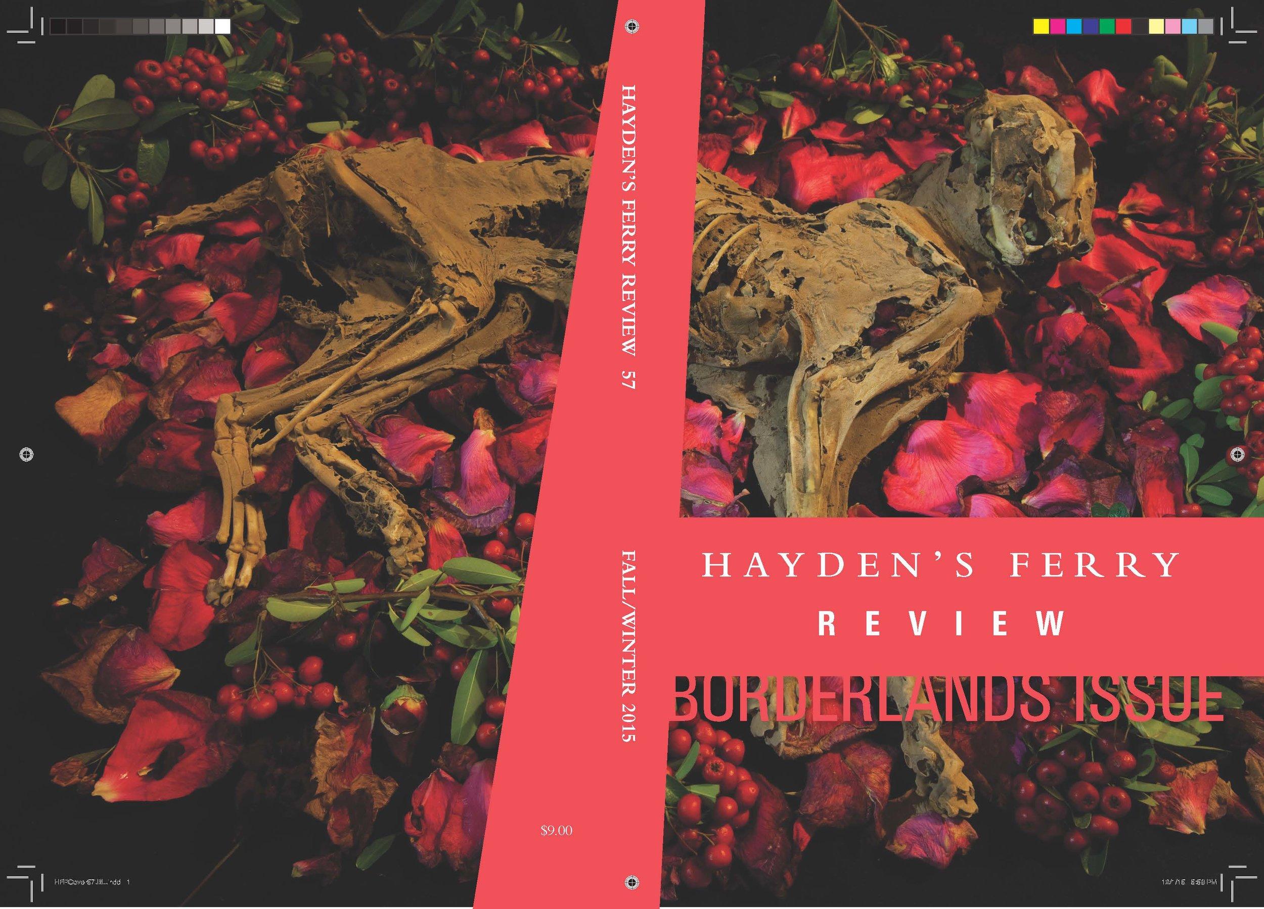 Issue 57: Borderlands - $9